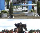 Above: Candidate du Marquet, ridden by Angela Covert-Lawrence for owner Emmanuelle Bolduc, was crowned the National Seven and Eight-Year-Old Champion in the 2010 Jump Canada Young Horse Series. Below: Viggo, owned and ridden by Beth Underhill, was renamed the National Seven and Eight-Year-Old Reserve Champion. Photos by ShootPhoto.ca