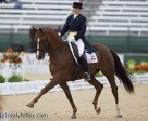Ashley Holzer and Pop Art qualified for Wednesday's Grand Prix Special after placing 12th in Grand Prix Dressage competition at the 2010 World Equestrian Games