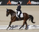 Michael Jung (La Biosthethique Sam) GER took the lead as the dressage phase of the Eventing Championship concluded today at the Alltech FEI World Equestrian Games™ in Kentucky, USA. Photo: FEI/DirkCaremans