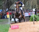 Leader after the Cross Country phase, William Fox-Pitt