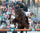 Rodrigo Pessoa competing in the 2010 Alltech FEI World Equestrian Games™. Photo by Dirk Caremans