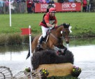 Paul Tapner (AUS), winner of the Mitsubishi Motors Badminton Horse Trials in 2010 with Innonothing, rides Kilfinnie in this year's event and opener for the HSBC FEI Classic™ 2011.