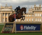 Clayton Fredericks (AUS) riding Walterstown Don at Fidelity Blenheim Palace Horse Trials 2010. Photo by John Britter Photography