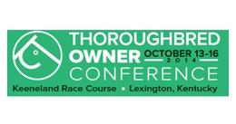 The inaugural Thoroughbred Owners Conference was held October 13-16 at the Keeneland Sale Pavilion in Lexington, KY.