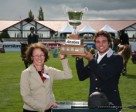 Daniel Bluhman, winner of the AtlaGas Cup. Photo by Spruce Meadows Media Services