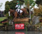 Mary King leader of the HSBC Rankings – is all set for HSBC FEI Classics™ in Luhmühlen with Apache Sauce. Photo by Kit Houghton/FEI