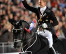 Edward Gal and Totilas who carried off double gold in Windsor 2009, but the world famous black stallion will be representing Germany with Matthias Alexander Rath in the saddle. ©Kit Houghton/FEI
