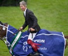 Richard Spooner and Billy Bianca won the TransCanada Parcours de Chasse at the Spruce Meadows National