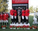 Canada won the two-round Nations' Cup team competition with a total of 22 faults to claim victory at CSIO4*-W Buenos Aires, ARG. Photo by Emmanuel Portela,  www.HipismoDigital.com.ar