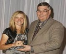 Jessica Phoenix was named the 2011 Equine Canada Equestrian of the Year Award.Photo by Robert Young