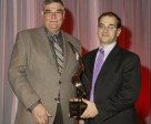 Darryl Kaplan of Toronto, ON, was named as the recipient of the 2011 Equine Canada Media Award. Photo by Robert Young