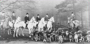 The Bilsdale Hunt is considered the oldest in England.