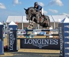 Malin Baryard-Johnsson and Baltimore jumped double-clear to help Sweden to victory in the twelfth leg of the Furusiyya FEI Nations Cup™ Jumping 2013 series at Sopot in Poland