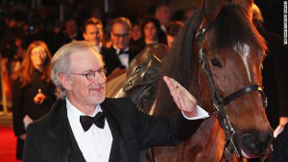 Steven Spielberg's Atswhatimtalkingabout. He came fourth in the 2003 Kentucky Derby.