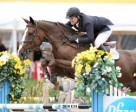 McLain Ward and Sapphire winning the inaugural Pfizer Million. (ESI Photography)