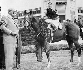 Northern Dancer with E.P Taylor