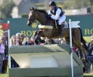 Michael Jun's Olympic gold medal horse La Biosthetique Sam FBW has been withdrawn from WEG. Kit Houghton/FEI photo