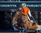 Maikel van der Vleuten and VDL Groep Verdi produced one of the three clear rounds that clinched victory for The Netherlands in today's opening round of the Furusiyya FEI Nations Cup™ Jumping 2014 Final at the Real Club de Polo in Barcelona, Spain. Photo by FEI/Dirk Caremans