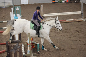 Luc impresses at the Melissandre Lincourt clinic.
