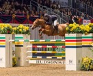 McLain Ward made it back-to-back wins with Rothchild in the $100,000 Hickstead FEI World CupTM Grand Prix, Presented by Hudson's Bay, tonight, at the CSI4*-W Toronto, the Royal Horse Show. Photo by BenRadvanyi.com