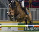 Belgium's Nicola Philippaerts took top honours in the $75,000 GroupBy Big Ben Challenge to close out the CSI4*-W Royal Horse Show in Toronto.  Photo: BenRadvanyi.com