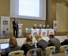 A session on rules revision with National Federation delegates attending the FEI General Assembly 2014 took place this afternoon in Baku (AZE). Photo by FEI/Richard Julliart