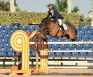 Ian Millar and Baranus Win $25,000 Equiline Holiday I Grand Prix at the Winter Equestrian Festival. Photo by Mancini Photos, www.manciniphotos.com.