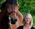 Equine Canada has announced that Jessie Christie be the new Equine Canada as Manager of Communications and Media Relations. Photo by Jo-Anne Green