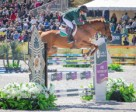 Conor Swail and Grafton clinched victory for Ireland in the opening leg of the Furusiyya FEI Nations Cup™ Jumping 2015 series at Ocala, Florida (USA). Photo by FEI/Anthony Trollope