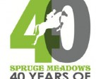 Celebrate 40 years of Spruce Meadows - submit your poster design before March 20, 2015.