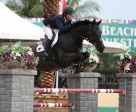 Beezie Madden and Cortes 'C'won the $50,000 Ruby et Violette WEF Challenge Cup Round 12. Photo by Sportfot