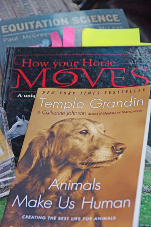 This latest offering from Temple Grandin has me seriously sleep deprived!""