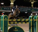 McLain Ward and HH Carlos Z won the $500,000 Rolex Grand Prix CSI 5*. Photo by Sportfot