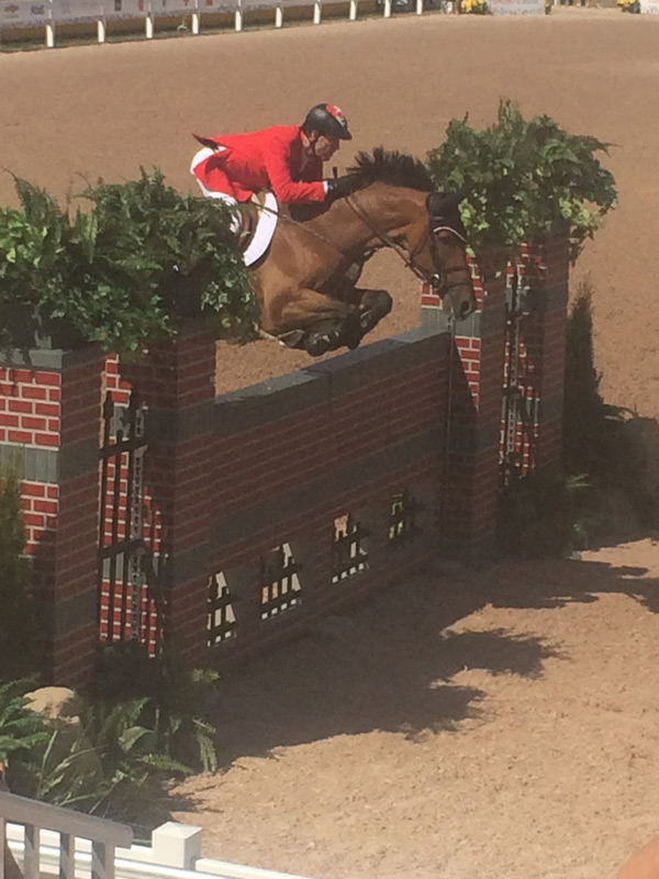 Ian Millar and Dixson, by Laura Brown