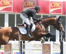 Eric Lamaze and Coco Bogo won the $34,000 CIBC Cup at the Spruce Meadows Canada One. Photo by Spruce Meadows Media Services