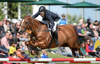 McLain Ward and Rothchild. (Spruce Meadows Media Services)