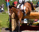 Waylon Roberts of Port Perry, Ont. was Canada's highest placed rider in the competitive CCI 3* division at the 2015 Jaguar Land Rover Bromont Three-Day Event, placing third aboard Kelecyn Cognac. Photo by Cealy Tetley