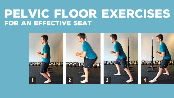 Pelvic Floor Exercises for an Effective Seat
