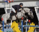 Belgium's Gregory Wathelet steered Mjt Nevados S to victory in the 7-Year-Old category at the FEI World Breeding Jumping Championships for Young Horses 2015 at Lanaken in Belgium. Photo by FEI/Dirk Caremans