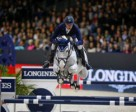 Germany's Daniel Deusser and Cornet d'Amour, winners of the Longines FEI World Cup™Jumping Final 2014 in Lyon, organised by GL Events, the company that will be organising the dual FEI World Cup™ Finals 2018 in Paris following today's allocation by the FEI Bureau. Photo by FEI/Dirk Caremans