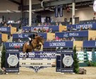 Chile's Samuel Parot and Atlantis have won the Longines FEI World Cup™ Jumping qualifier in Calgary (CAN), and are now setting their sights on the last two East Coast qualifiers in Wellington and Ocala. Photo by FEI/Aimee Makris