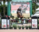 Eric Lamaze and Rosana du Park won the $35,000 Ruby et Violette WEF Challenge Cup Round 2. Photo by Sportfot
