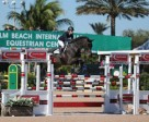 Meredith Michaels-Beerbaum and Unbelievable 5 won the $35,000 Suncast® Championship Classic at the Winter Equestrian Festival. Photo by Sportfot