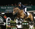 Todd Minikus and Quality Girl won the $86,000 Marshall & Sterling Grand Prix CSI 2* at Winter Equestrian Festival. Photo by Sportfot