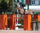 Eric Lamaze and Fine Lady 5 won the $130,000 Ruby et Violette WEF Challenge Cup Round 7. Photo by Sportfot