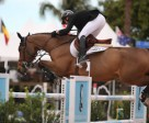 Eric Lamaze and Rosana du Park took home the top prize in the Ruby et Violette WEF Challenge Cup Series for the second week in a row. Photo by Sportfot