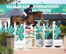 Jessica Springsteen and Davendy S won the $35,000 Illustrated Properties 1.45m Classic at WEF 10. Photo by Sportfot