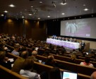 A record number of delegates attended the FEI Sports Forum at IMD in Lausanne (SUI), where Olympic and FEI World Equestrian Games™ competition changes were debated at length. Photo by FEI/Richard Juilliart