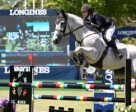 Wesley Newlands of Toronto, ON, placed second riding Wieminka B in the €25,000 Caser Seguros Trophy on Sunday, May 22, to conclude the Global Champions Tour event in Madrid, Spain. Photo by Sportfot