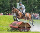 Andreas Dibowski and It's Me XX take the lead after Cross Country at Luhmühlen (GER), penultimate leg of the FEI Classics™ 2015/2016. Photo by Eventing Photo/FEI
